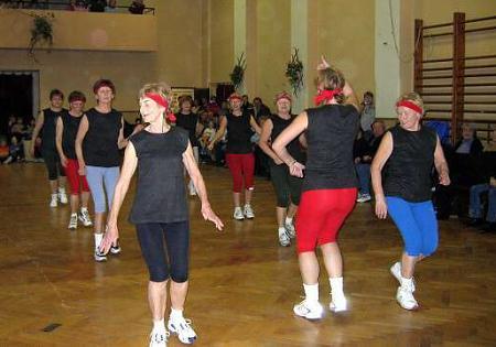 Sokolská akademie - rok 2004