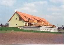 Bývalý zemědělský  objekt