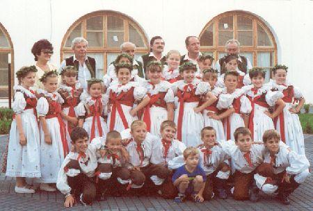 Foto Malá Hanačka - červen 2002