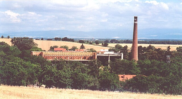 Lázeňský dům Stará kotelna ve výstavbě - červen 2003
