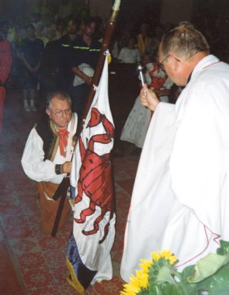 Svěcení obecních symbolů