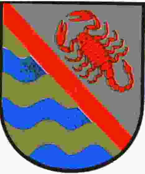 Znak obce Slatinice